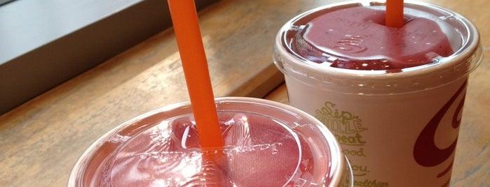 Jamba Juice is one of NYC — Food.