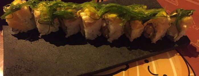 Sushi Lab Akaretler is one of Semi.