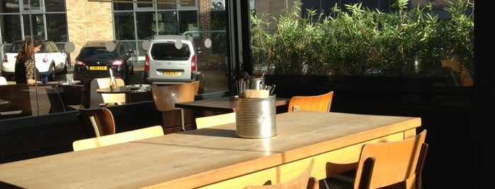 Notes is one of Specialty Coffee Shops (London).