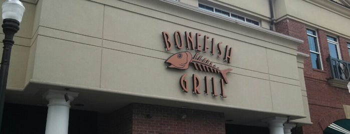 Bonefish Grill is one of SooFab'ın Beğendiği Mekanlar.