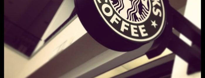 Starbucks is one of Eduardo : понравившиеся места.