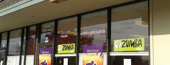 4ever Dance Studio is one of SF Bay Latin Dance.