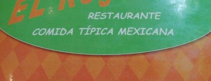 El Regreso is one of Restaurantes.