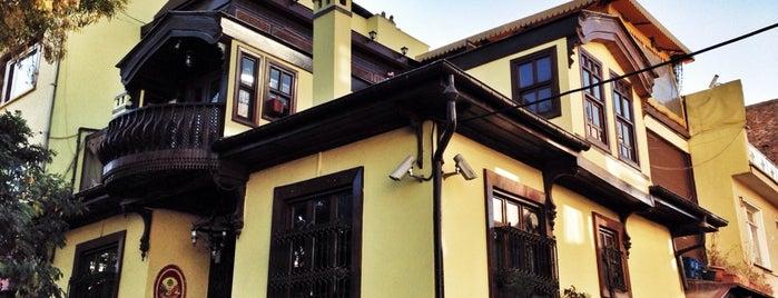 Tarihi Osmanlı Çarşısı Nargile Kahvesi is one of Konya'da Café ve Yemek Keyfi.