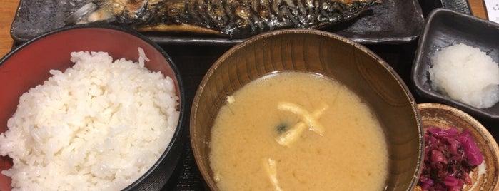 Shinpachi Shokudo is one of Japan.