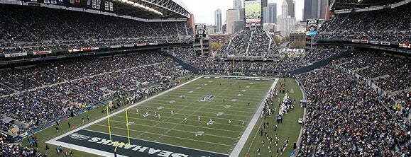 CenturyLink Field is one of The Most Popular Football Stadiums in the US.