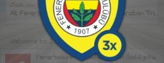 Fenerium Tribünü is one of Fenerbahçe SK Badge.
