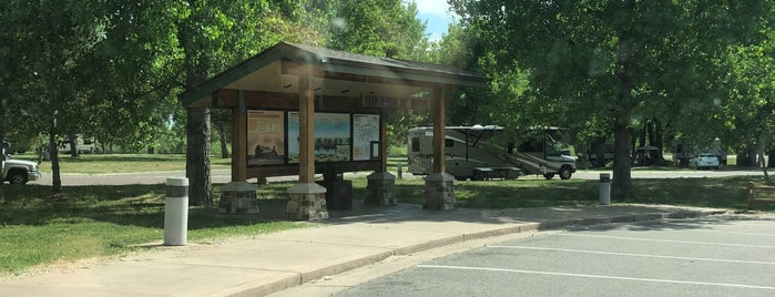 Cherry Creek State Park Campground is one of Robert'in Beğendiği Mekanlar.