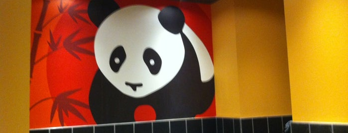 Panda Express is one of Lugares guardados de Laura.