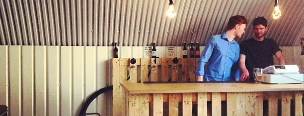 Redchurch Brewery is one of Craft Beer London.