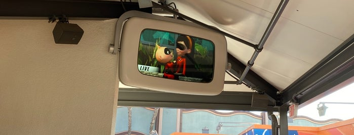 Incredicoaster is one of Brianさんのお気に入りスポット.