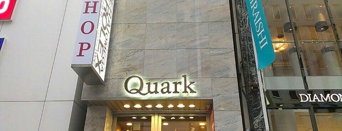 Quark is one of Tokyo.