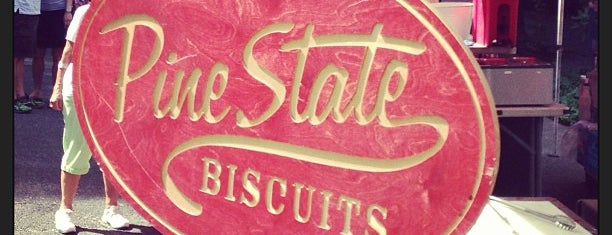 Pine State Biscuits is one of Alex & Caitlin's Wedding Week Spectacular!.