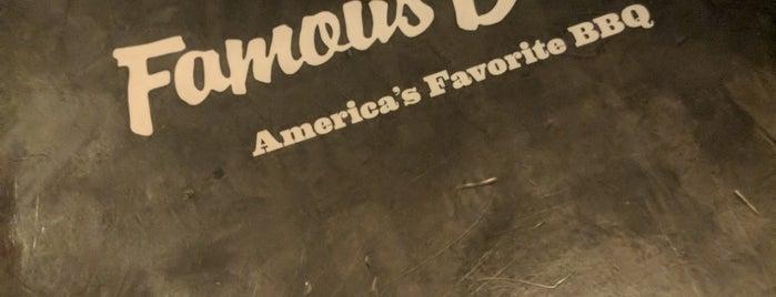 Famous Dave's is one of Lieux sauvegardés par Aran.