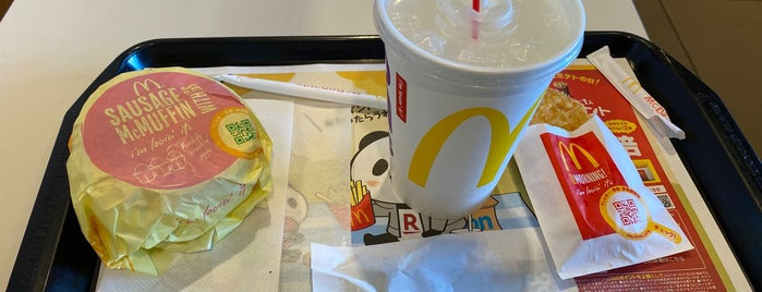 McDonald's is one of Tempat yang Disukai Masahiro.