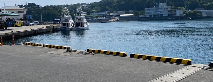Habu Port is one of Lieux qui ont plu à 高井.