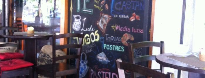 Monti café y empanadas is one of ʕ •ᴥ•ʔ II.