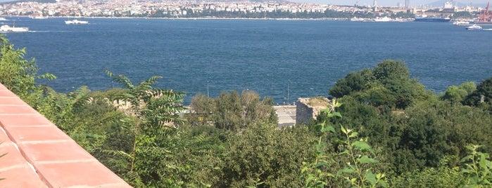 Dolmabahçe Çay Bahçesi is one of Irina: сохраненные места.