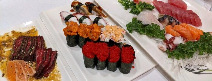 Robo Sushi is one of Toronto (Restaurants).