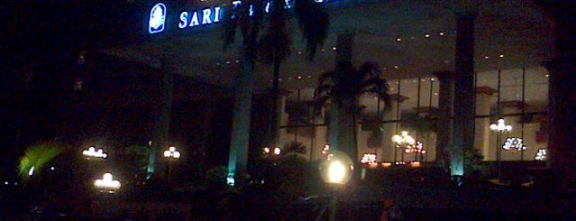 Sari Pacific Jakarta is one of @Jakarta, Indonesia #1.