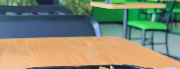 Zero Fatty is one of مطاعم صحية.