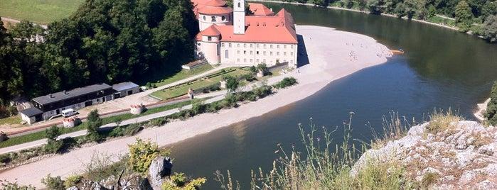 Kloster Weltenburg is one of Ausflüge.