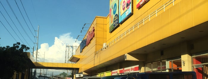 Walter Mart is one of Paranaque.