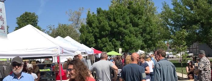 The New Boise Farmers Market is one of Boise Trip.