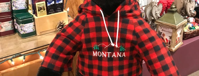 Montana Gift Corral is one of Glacier to Chicago.