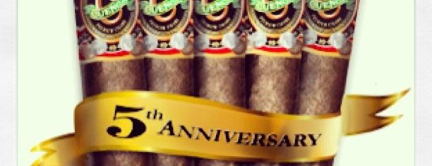 Cuenca Cigars is one of Sabrina 님이 저장한 장소.