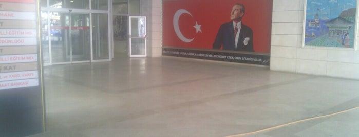 Üsküdar Hükümet Konağı is one of สถานที่ที่ Korhan ถูกใจ.