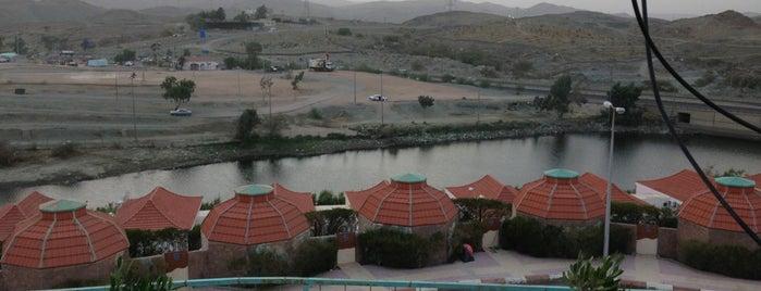 منتزه الجبل الأخضر - الهدا is one of Taief.