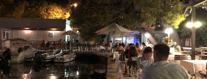 Orsan Restaurant is one of Croatia.