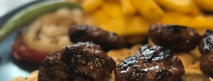 Neones Burger is one of banu: сохраненные места.