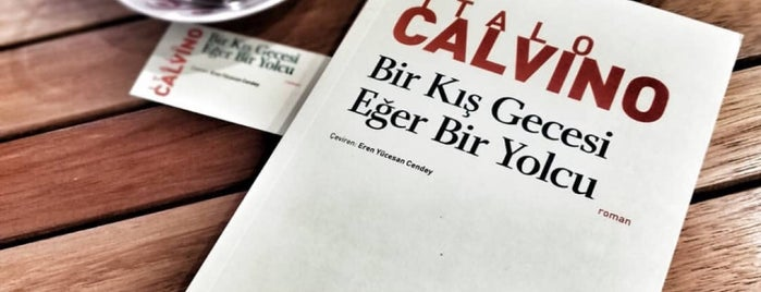 Ada Kitap Müzik Cafe is one of Locais curtidos por Banu.