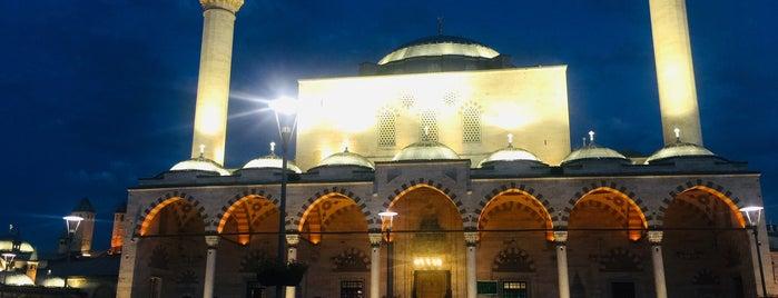 Selim Sultan (Şehitler) Camii is one of Konya Karatay Mescit ve Camileri.
