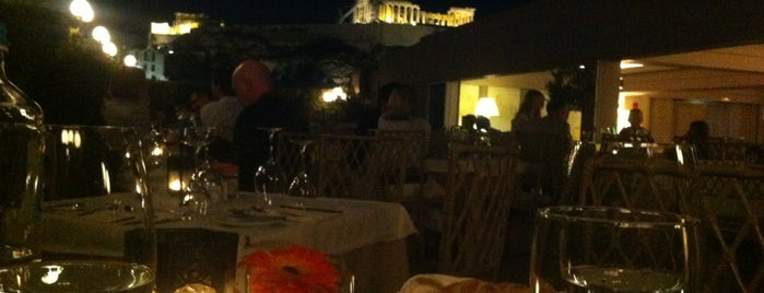 Divani Palace Acropolis is one of Greece.