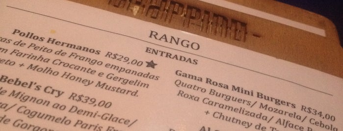 Grappino Rangobar is one of Orte, die Flor gefallen.