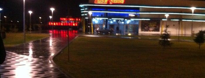 Lazer Game is one of Lugares favoritos de Naile 'A'bdn🦋.
