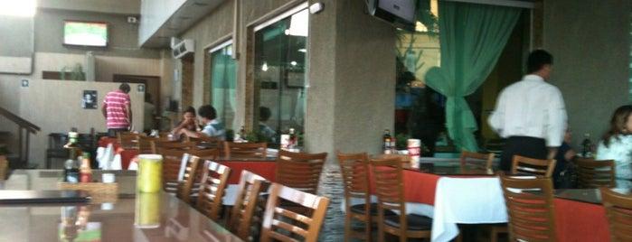Camarão do Léo is one of Restaurantes.