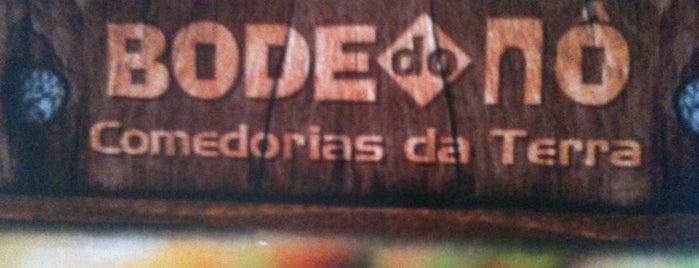 Bode do Nô is one of comidas.