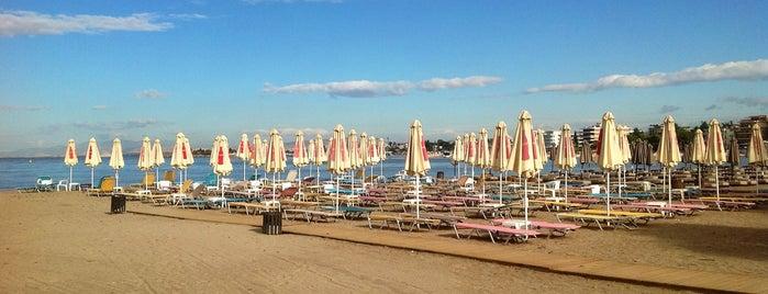Balux Beach is one of Glyfada.