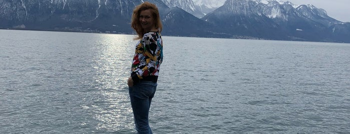 Promenade de Montreux is one of Ira : понравившиеся места.