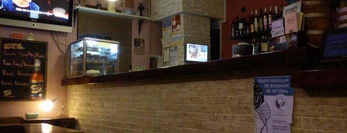 Anexo is one of Pizzeria / Italiano.