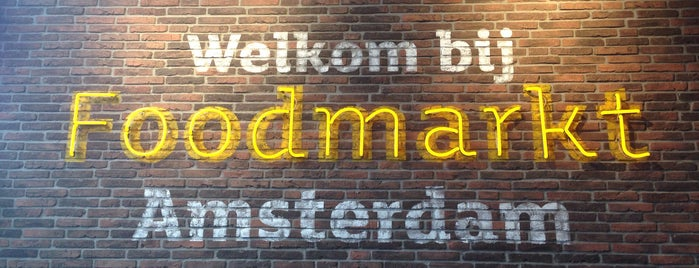 Jumbo Foodmarkt is one of Amsterdam.