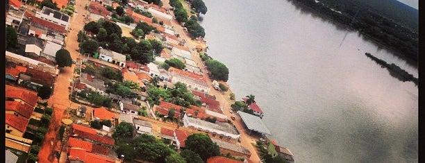 Sao Felix do Araguaia is one of Mato Grosso.