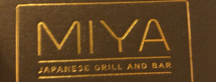 Miya is one of Lugares favoritos de Carl.