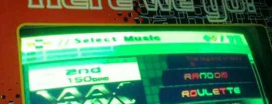 Ultra Arcade is one of Arcades.