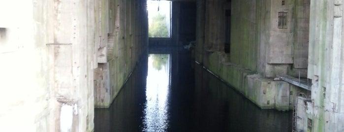 U-Boot Bunker Valentin is one of Bremen / Deutschland.