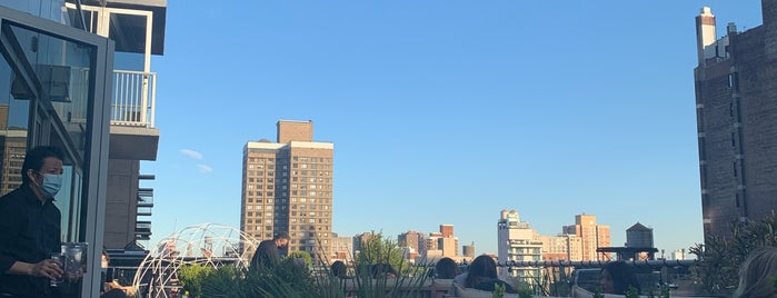 Mondrian Terrace is one of NYC: Drinks.